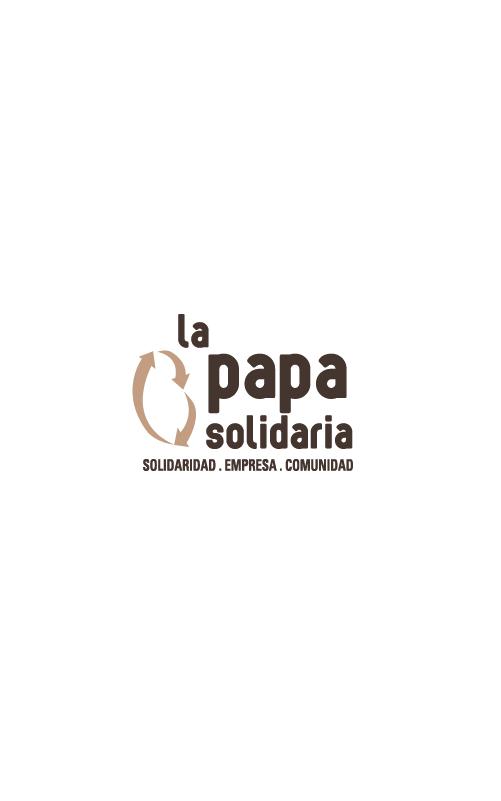 La papa solidaria